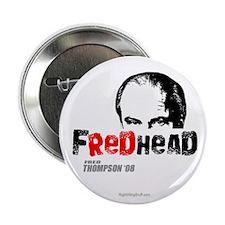 """FredHead 2.25"""" Button (10 pack)"""