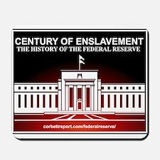 Century of Enslavement Mousepad