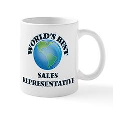 World's Best Sales Representative Mugs