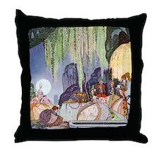 Cinderella by Kay Nielsen Throw Pillow