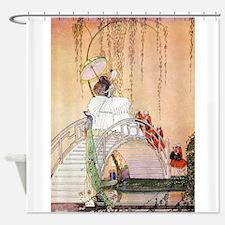 In Powder and Crinoline008 Shower Curtain