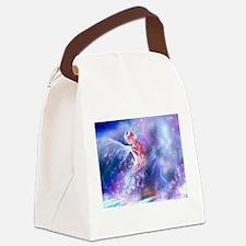 Angel Canvas Lunch Bag