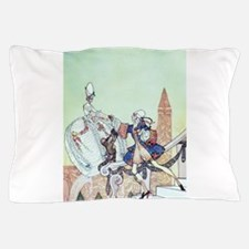 In Powder and Crinoline009 Pillow Case