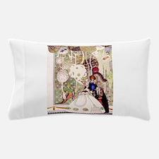 Bluebeard by Kay Nielsen Pillow Case