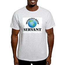 World's Best Servant T-Shirt