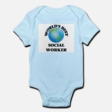 World's Best Social Worker Body Suit