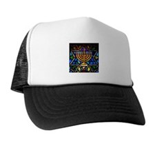 Happy Hanauka Trucker Hat
