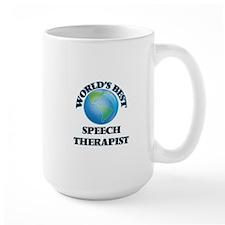 World's Best Speech Therapist Mugs