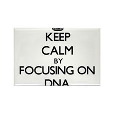 Keep Calm by focusing on DNA Magnets