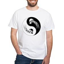 Yin Yang Skulls Shirt