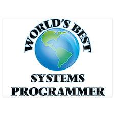 World's Best Systems Programmer Invitations