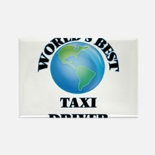 World's Best Taxi Driver Magnets