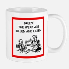 greece Mugs