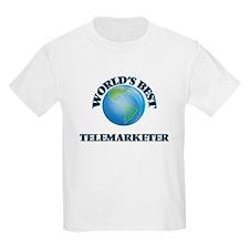 World's Best Telemarketer T-Shirt