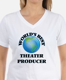 World's Best Theater Producer T-Shirt