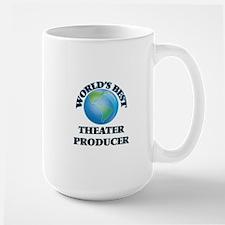 World's Best Theater Producer Mugs