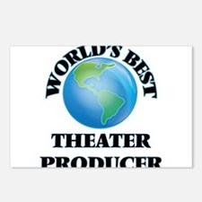 World's Best Theater Prod Postcards (Package of 8)