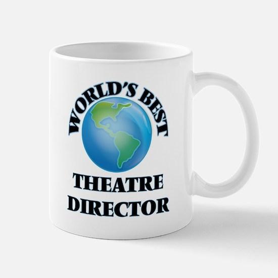 World's Best Theatre Director Mugs
