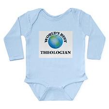 World's Best Theologian Body Suit