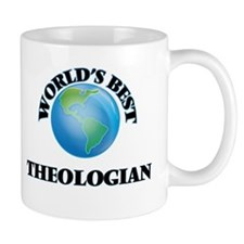 World's Best Theologian Mugs
