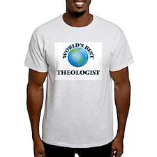 World's Best Theologist T-Shirt