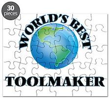 World's Best Toolmaker Puzzle