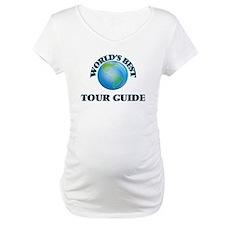 World's Best Tour Guide Shirt
