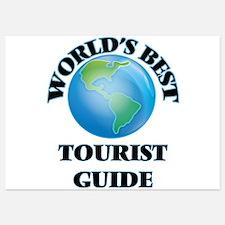 World's Best Tourist Guide Invitations