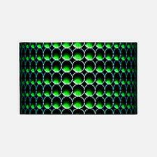 Optical Illusion 3'x5' Area Rug