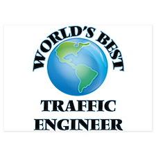 World's Best Traffic Engineer Invitations