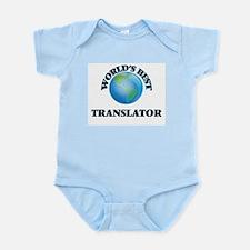 World's Best Translator Body Suit