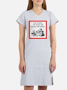 law school Women's Nightshirt