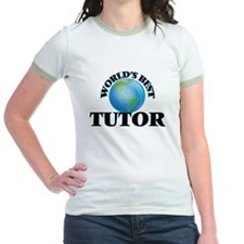 World's Best Tutor T-Shirt