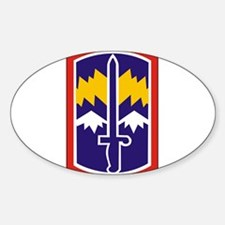 171th Infantry Brigade Decal