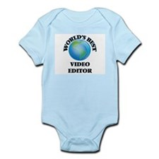 World's Best Video Editor Body Suit