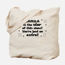 Camila is the Star Tote Bag