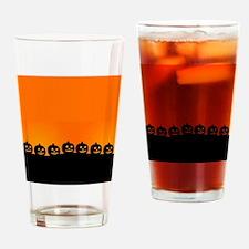 Pumpkins! Drinking Glass