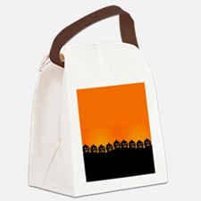 Pumpkins! Canvas Lunch Bag