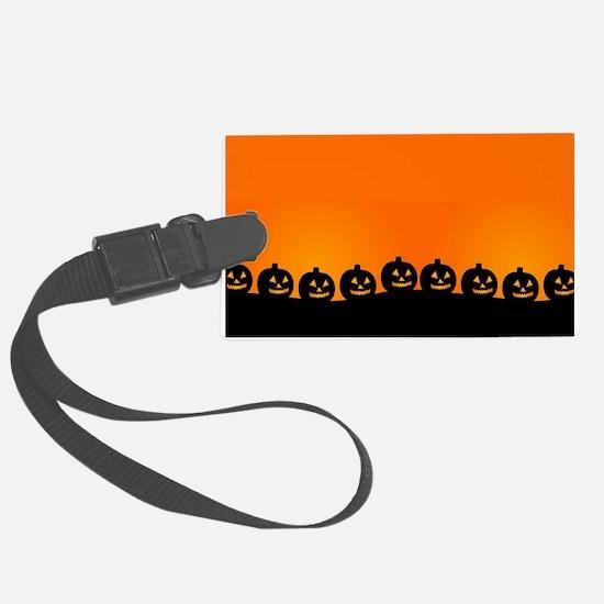Pumpkins! Luggage Tag
