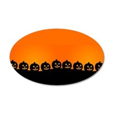 Pumpkins! Wall Decal
