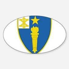 1st Battalion 46th Infantry Regiment Decal