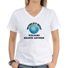 World's Best Welfare Rights Adviser T-Shirt