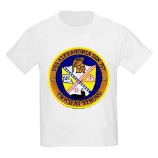 USS ALEXANDRIA T-Shirt