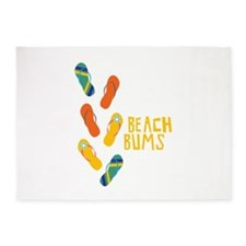 Beach Bums 5'x7'Area Rug