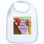 You N Me Babe! Bib