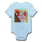 You N Me Babe! Infant Bodysuit