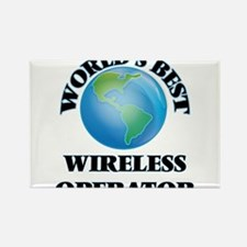 World's Best Wireless Operator Magnets