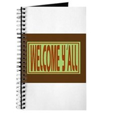 HUMOR/WELCOME Y'ALL Journal