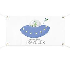 The Traveler Banner