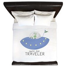 The Traveler King Duvet